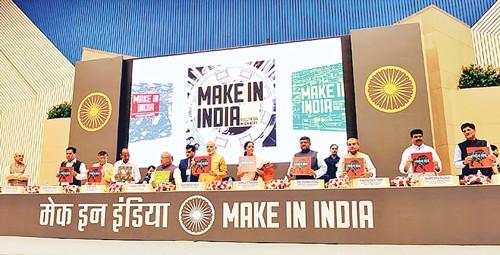 Thành công chính sách Make in India ảnh 1