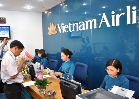 Vietnam Airlines báo lãi 'khủng' ảnh 1