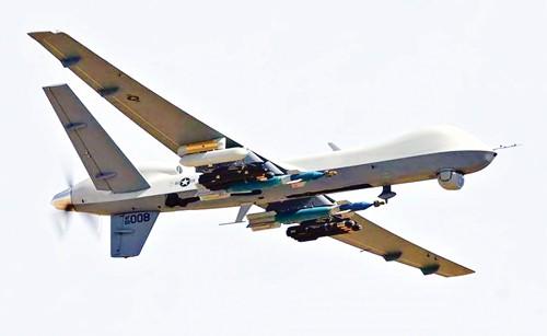 Quyền lực UAV (K1): Tử thần và Kẻ săn mồi ảnh 1