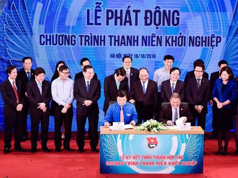 Chương trình khởi nghiệp giữa ĐHQG TPHCM-Hoa Sen ảnh 1
