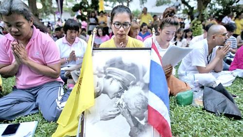 Thái Lan - Nguy cơ suy thoái kinh tế ảnh 1