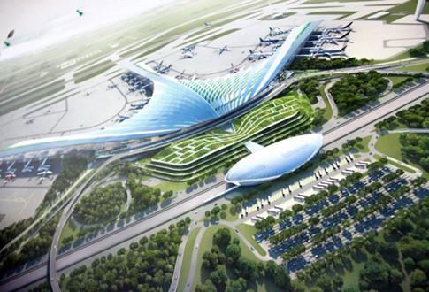3 phương án thiết kế sân bay Long Thành ảnh 1