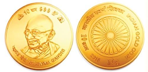 Khi vàng chuyển thành tiền ở Ấn Độ ảnh 1
