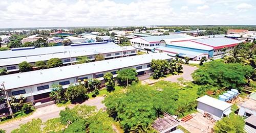 Doanh nghiệp thuê đất KCN tố chủ đầu tư ảnh 1