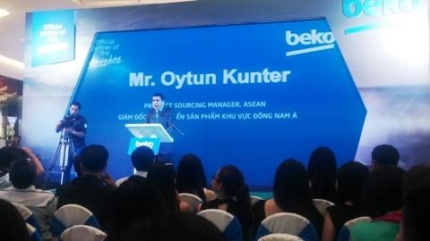 Beko gia nhập thị trường hàng gia dụng VN ảnh 1