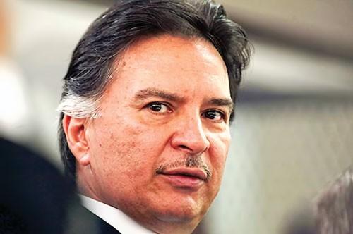 Alfonso Portillo Tổng thống rửa tiền? ảnh 1