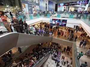 Anh: Trung tâm mua sắm lớn nhất châu Âu ảnh 1