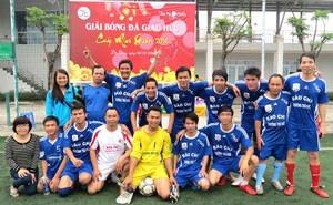 Giải bóng đá báo chí miền Trung – Huế 2014 ảnh 1