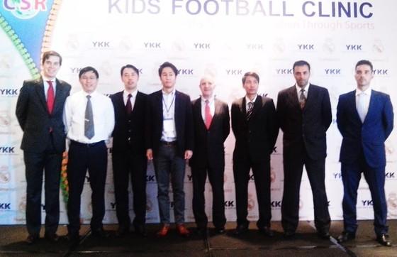 Huấn luyện viên Real Madrid đến Việt Nam ảnh 1