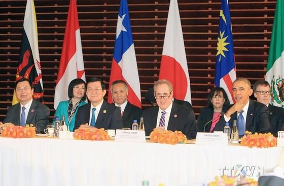 APEC nhất trí thúc đẩy liên kết kinh tế khu vực ảnh 1