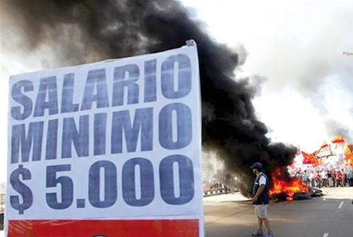 Argentina nổi lửa ảnh 1