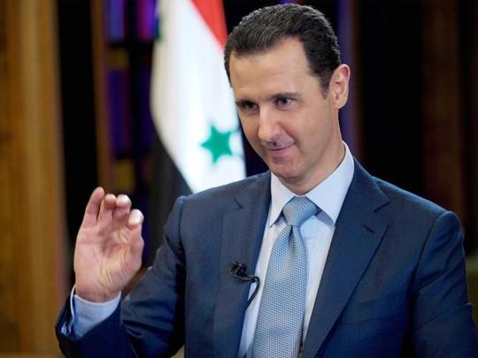 Phương Tây đã chấp nhận ông Assad? ảnh 1