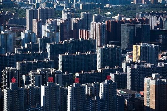NH và BĐS Trung Quốc vẫn nhiều rủi ro ảnh 1