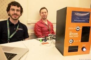 Giới thiệu máy ATM Bitcoin đầu tiên ảnh 1
