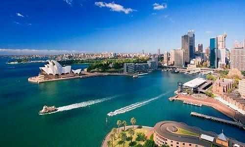 Australia thu hút triệu phú ảnh 1