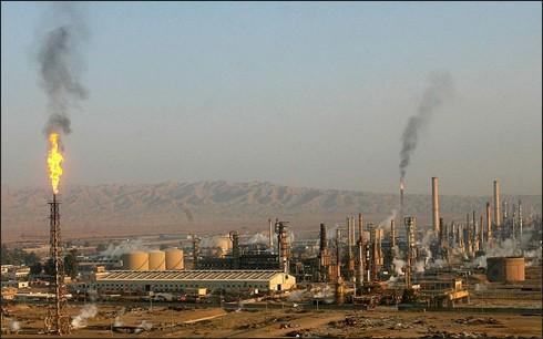 Châu Á khủng hoảng dầu ảnh 1