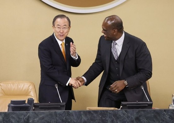 Liên Hiệp Quốc sốc vì bê bối hối lộ ảnh 1
