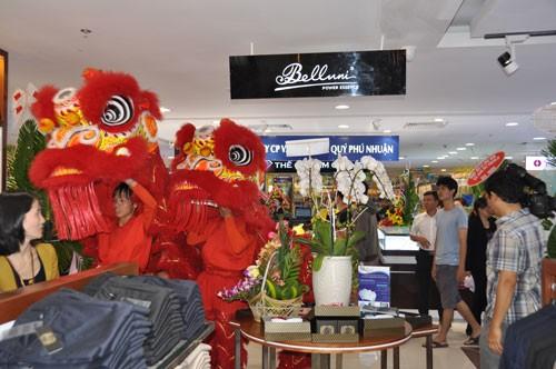 TCT28 khai trương cửa hàng Beluni Phan Văn Trị ảnh 2