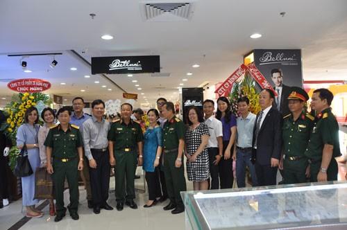 TCT28 khai trương cửa hàng Beluni Phan Văn Trị ảnh 4