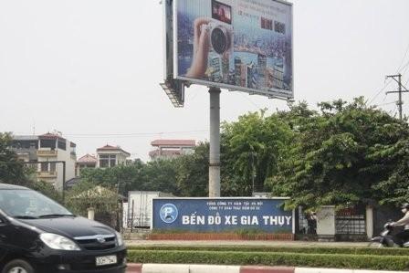 Hà Nội: Thiếu bãi đỗ xe, thừa đất TTTT ảnh 1