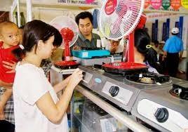 VN tiêu thụ bếp gas Rinnai lớn thứ 2 Châu Á-TBD ảnh 1