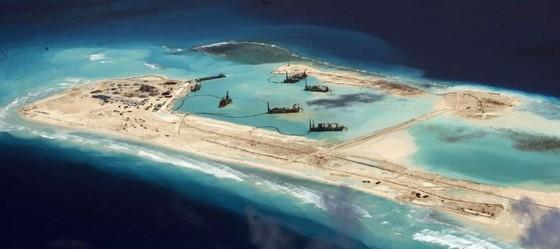 Hoa Kỳ quyết định tuần tra ở biển Đông ảnh 1