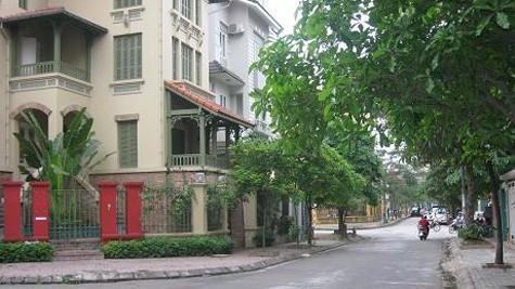 Hà Nội: Đề xuất tính phí BĐS nhà vườn, biệt thự ảnh 1