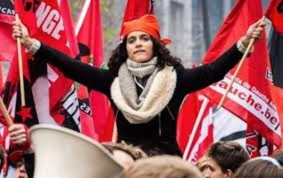 Dân Bỉ biểu tình chống khắc khổ ảnh 1