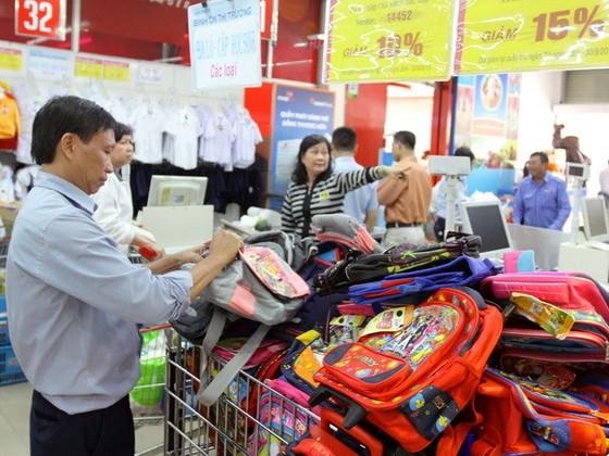 TPHCM : Điểm bán hàng bình ổn tăng mạnh ảnh 1