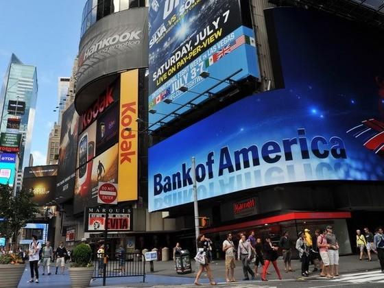 Lợi nhuận quý IV-2013 các ngân hàng Hoa Kỳ tăng mạnh ảnh 1