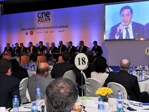 Bộ trưởng Tài chính ASEAN họp xúc tiến đầu tư ảnh 1