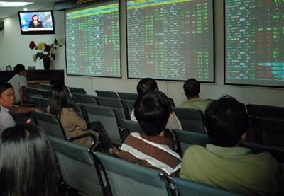 70% CP sàn HNX giảm giá trong tháng 5 ảnh 1