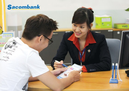 NHNN thực hiện quyền cổ đông tại Sacombank, PNB ảnh 1