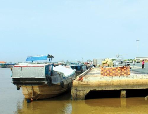 Cảng Phú Định - Nguy cơ hoang phí 400 tỷ đồng ảnh 1