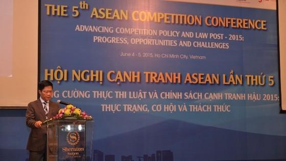 Thống nhất môi trường cạnh tranh trong ASEAN ảnh 1