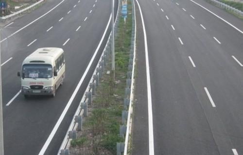 Xử lý sai phạm tại cao tốc Cầu Giẽ-Ninh Bình ảnh 1