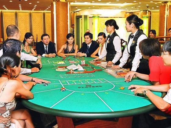 Chạy đua xin phép kinh doanh casino ảnh 1
