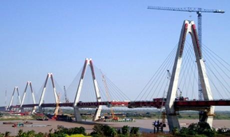 Hợp long cầu Nhật Tân ngày mai ảnh 1