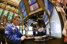 CK Hoa Kỳ 14-11: Giảm theo lo ngại ngân sách ảnh 1