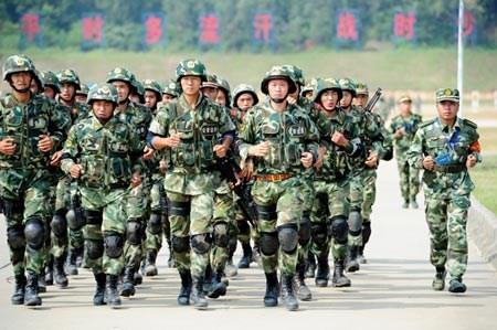 Trung Quốc tiếp tục chi mạnh cho quốc phòng ảnh 1