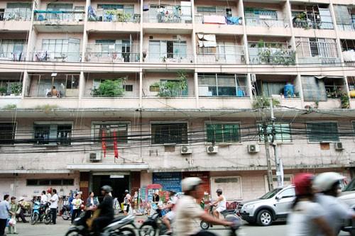 Quy hoạch lại… chung cư cũ ảnh 1