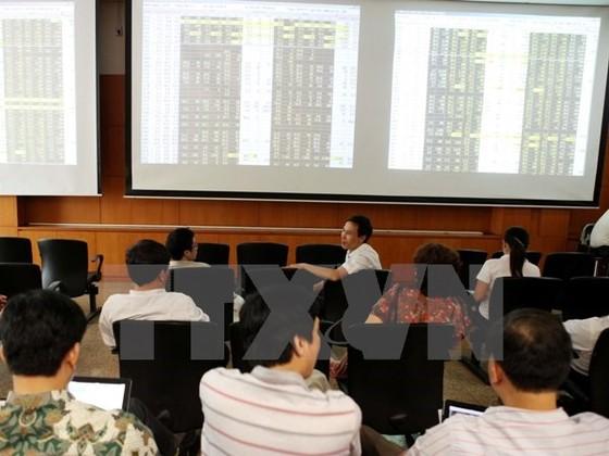 CK 11-6: VN-Index quay đầu tăng gần 7 điểm ảnh 1