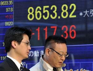 CK châu Á 8-8: Nikkei tăng tiếp ảnh 1