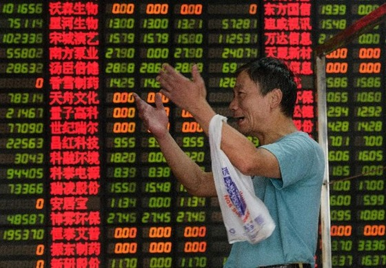 Giới đầu tư toàn cầu hoảng loạn ảnh 1