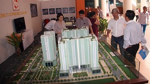 Dòng vốn vào bất động sản đang tăng ảnh 1