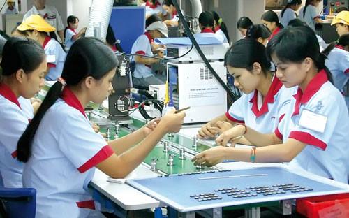 Thu hút FDI: Thiếu công nghiệp hỗ trợ ảnh 1