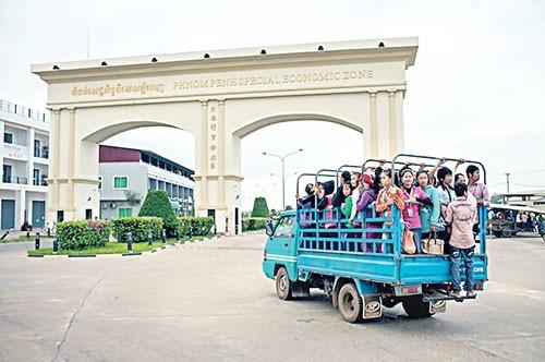 Campuchia thu hút đầu tư ảnh 1