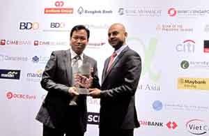 Kim Eng VN nhận giải của Alpha Đông Nam Á ảnh 1