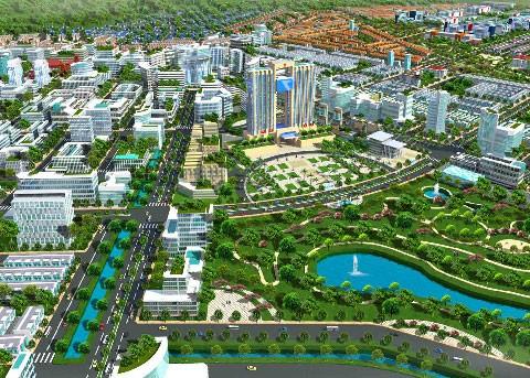 Kim Oanh mở bán khu đô thị The Morning City ảnh 1