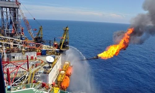 Nguồn thu từ dầu thô giảm 20% ảnh 1
